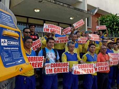 Trabalhadores dos Correios anunciam greve por tempo indeterminado
