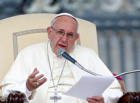 Papa pede respeito a indígenas em abertura de Sínodo da Amazônia
