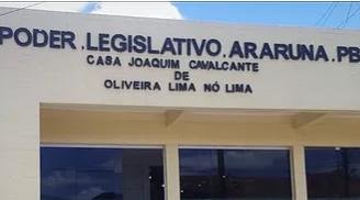 CÂMARA DE ARARUNA PUBLICA PORTARIA DE COMO REALIZARÁ AS SESSÕES EM MEIO A PANDEMIA DO NOVO CORONAVÍR