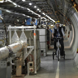 Descoberta nova partícula subatómica no CERN