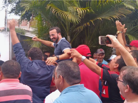 """Benjamin Maranhão assume compromisso """"Se for da vontade de Deus e do povo, serei candidato&quot"""