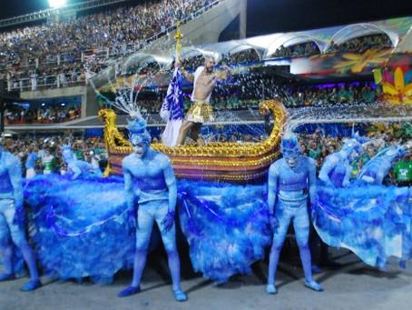 Portela é a campeã do carnaval 2017 do RJ (Confira a classificação das escolas)