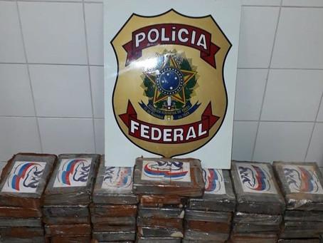 Operação da PF é realiza contra tráfico internacional de drogas na PB, RN e RJ