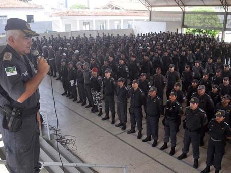 Divulgado edital do concurso público da Polícia Militar com 1.000 vagas e salário de até R$ 2,9 mil