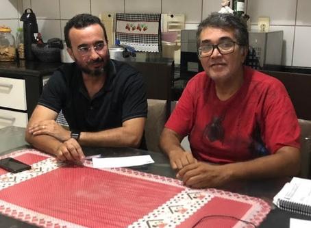 Vereador Adailson Bernardo deixa PSB e filia-se ao MDB