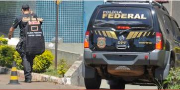 PF cumpre mandados contra quadrilha que roubava bancos