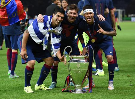 Barcelona reforçará base de time campeão da Champions em 2015 com eventual retorno de Neymar