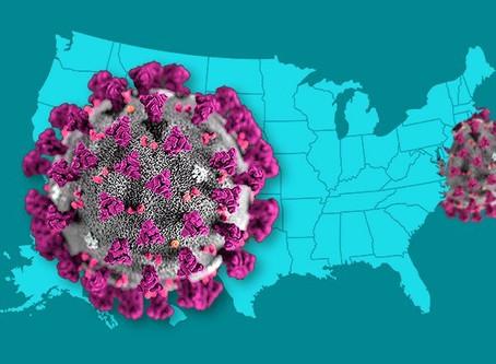 Covid: EUA batem novo recorde com 1.973 mortes em 24h