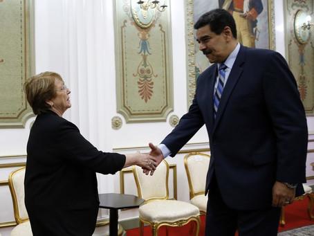 ONU cria missão internacional para investigar violações dos direitos humanos na Venezuela