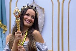 A paraibana Juliette Freire é a nova líder do BBB