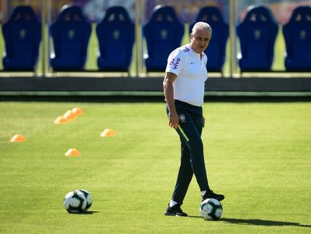 Time, capitão e Thiago Silva: folga abre semana de decisões importantes na seleção brasileira