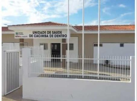 """""""Um sonho que virou realidade"""" diz prefeito de Cacimba de Dentro sobre inauguração de Hosp"""