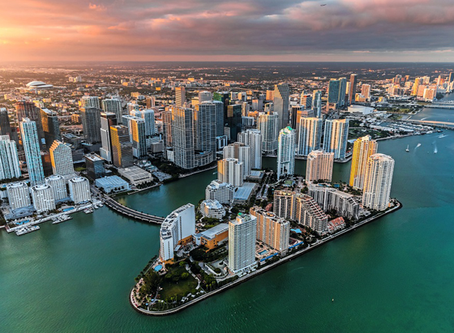 Prefeito de Miami impõe toque de recolher para enfrentar número recorde de casos de Covid-19