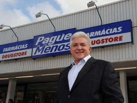 Dono da rede de farmácias Pague Menos é preso em Fortaleza