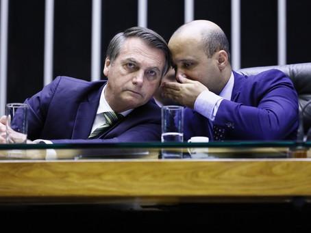 Major Vitor Hugo é cotado para o MEC