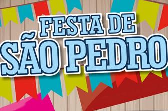 São Pedro na Serra de Araruna é hoje!