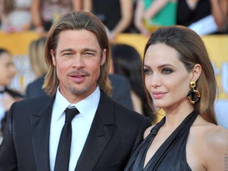 Angelina Jolie acusa Brad Pitt de não pagar pensão a filhos