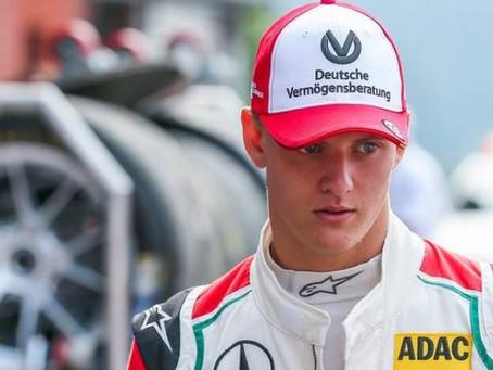 Filho de Schumacher disputará Fórmula 2 pela equipe Prema na próxima temporada