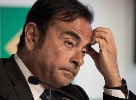 Advogados japoneses de Carlos Ghosn se retiram do caso