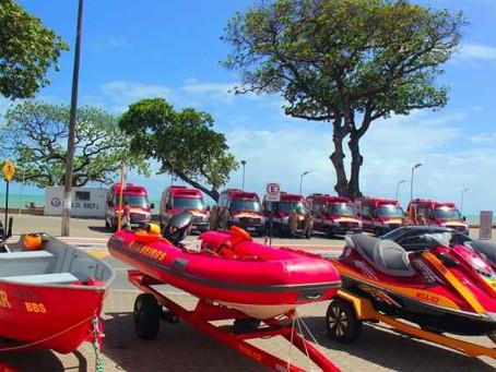 Operação Verão: Capitania intensifica ação na Paraíba até fevereiro