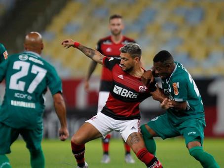 Flamengo vence Boavista no Maracanã e garante primeiro lugar geral do Carioca