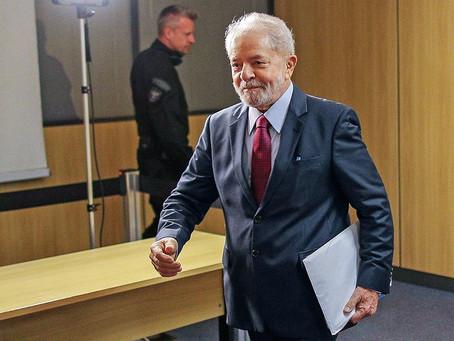 Libertação de Lula repercute na imprensa internacional
