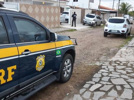 Gaeco deflagra mais uma fase da Operação Calvário e conta com apoio da PRF
