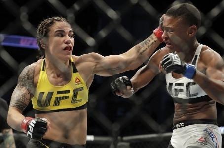Dana confirma 'Bate-Estaca' como próxima desafiante ao cinturão do UFC