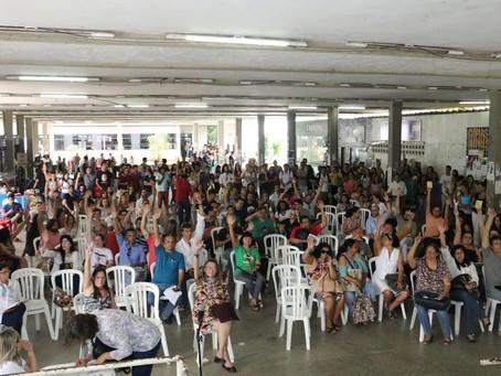 Professores da UFPB decidem paralisar por 24h em protesto contra a PEC 241 e ameaçam greve geral