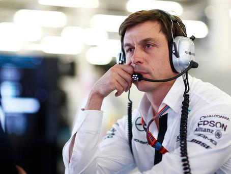 Chefe da Mercedes faz alerta para risco de complacência