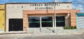 Justiça anula eleição do 2º biênio da Câmara Municipal de Araruna