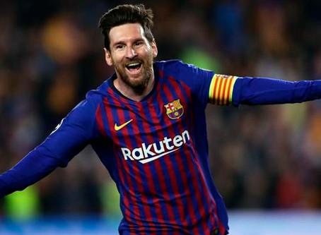 700 vezes Messi: Barcelona recebe o Dortmund em jogo com marca especial para camisa 10