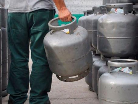 Pesquisa constata aumento de R$ 5 no preço do gás de cozinha