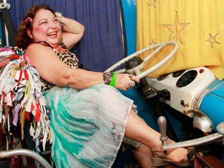 Morre aos 63 anos Corrinha Mendes, foliã símbolo do bloco Cafuçu