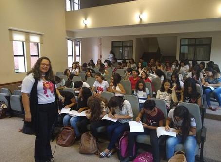 Projeto incentiva participação feminina na ciência, em Araruna-PB
