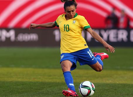 Marta volta a campo e seleção brasileira feminina enfrenta Austrália nesta quinta-feira