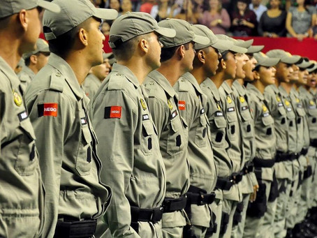 Convocados os 500 primeiros candidatos classificados em concurso da Polícia Militar