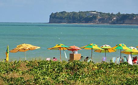 Litoral da Paraíba tem oito praias impróprias para banho