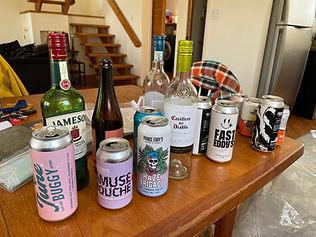 Take away alcoholic beverages from the Hayloft Dancehall