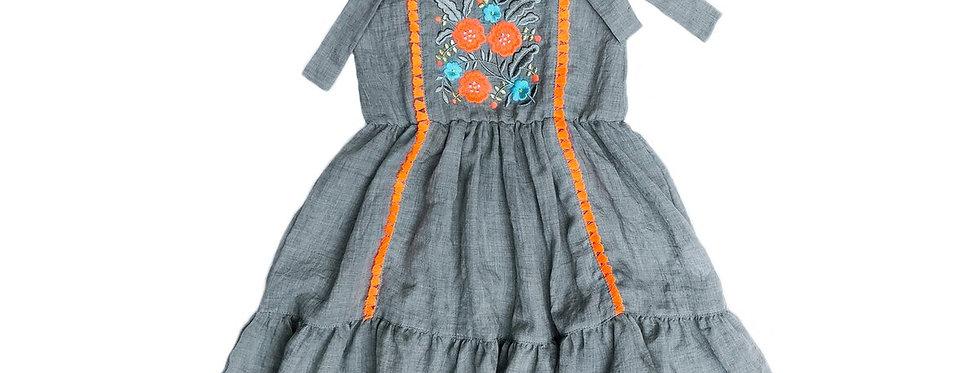 Dusty Mint Dress