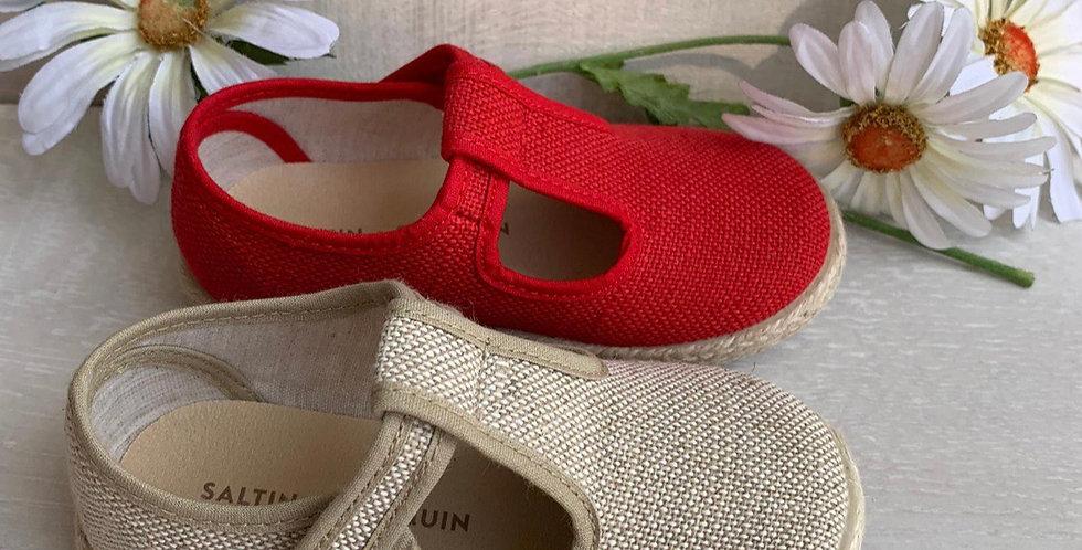 Dani's Linen Velcro