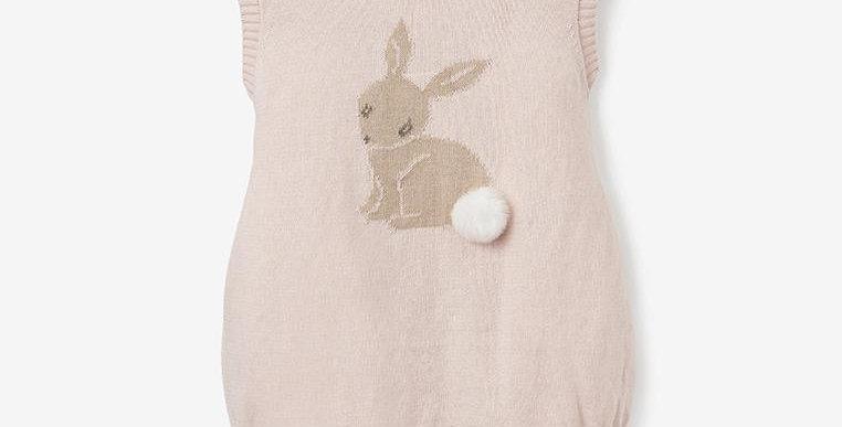Bunny Baby Bubble Romper