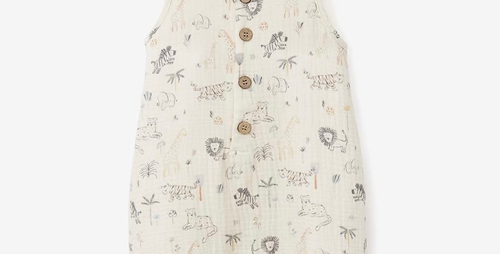 Safari Organic Muslin Shortall