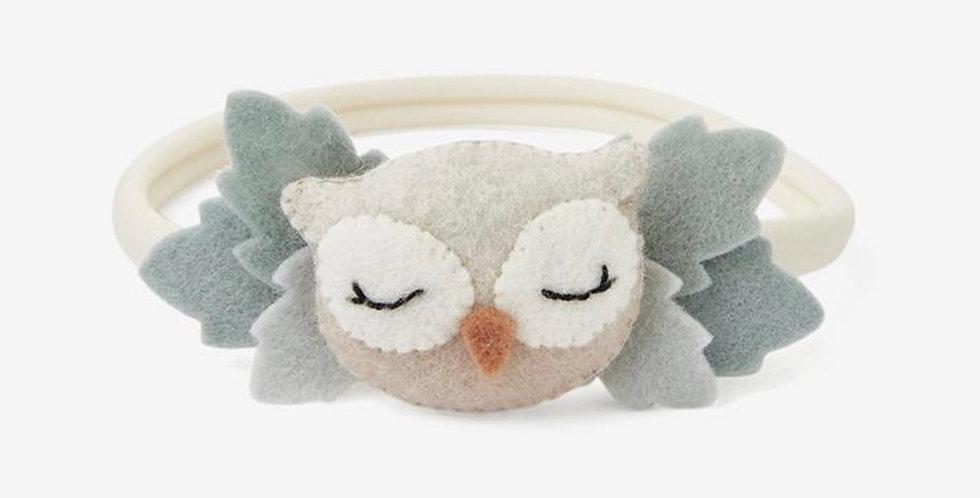Owl Nylon Baby Headband