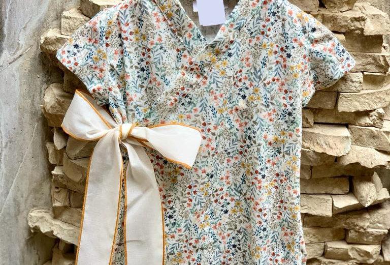 Azucena - Kimono
