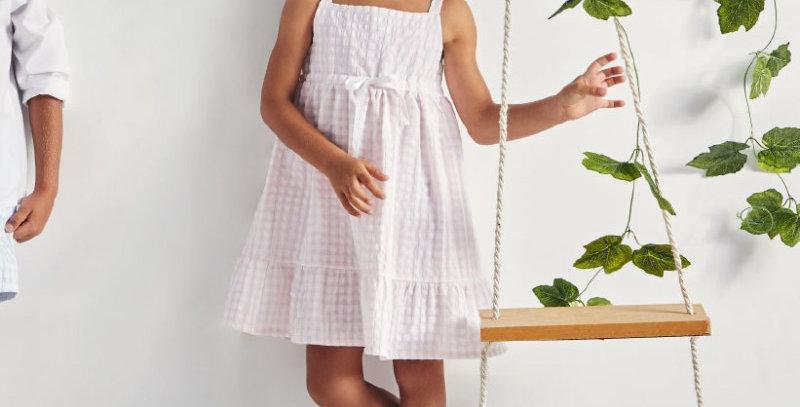 Alba's Dress