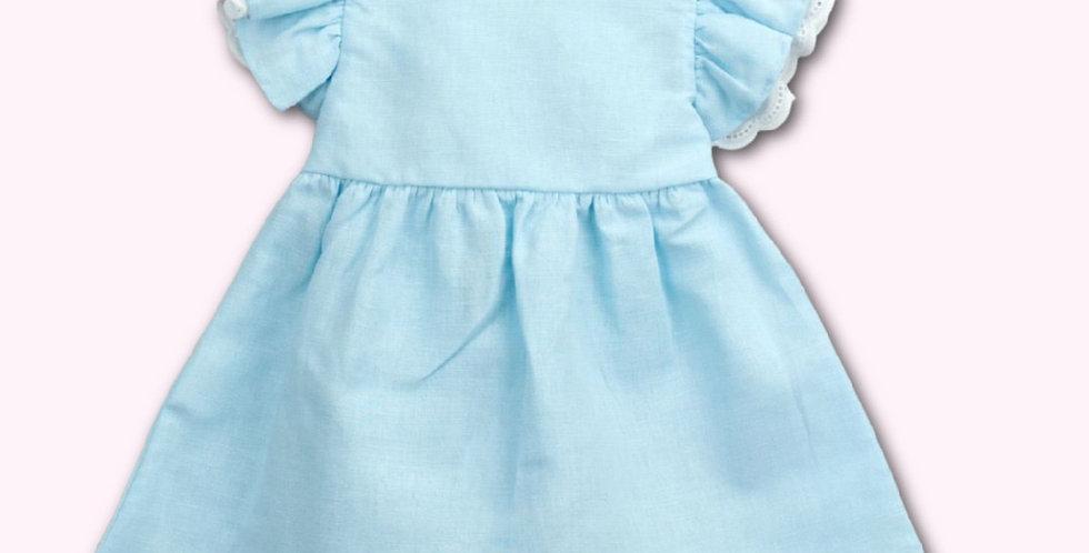 Maya's Dress (Blue)