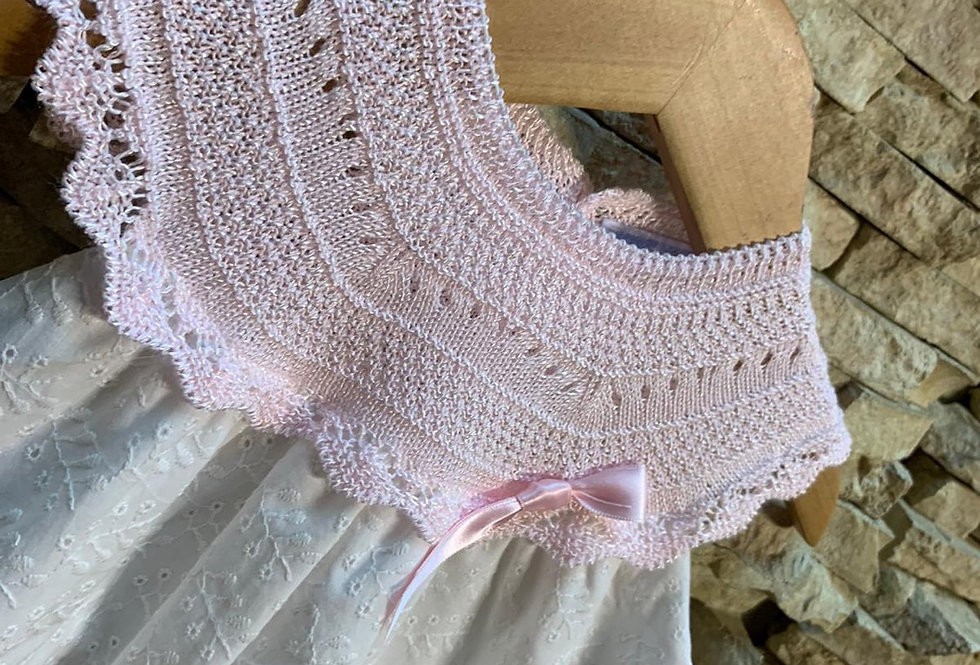 "Vestido Punto-Tela ""Halley"" (Knitted)"