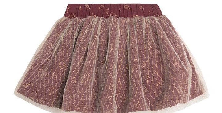 Mozart's Skirt