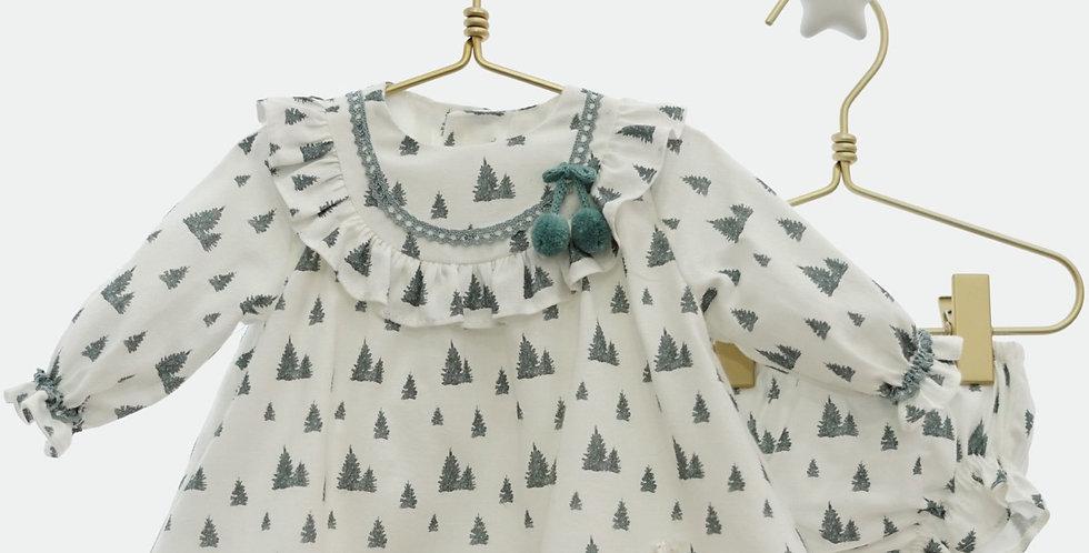 Forrest Baby Dress